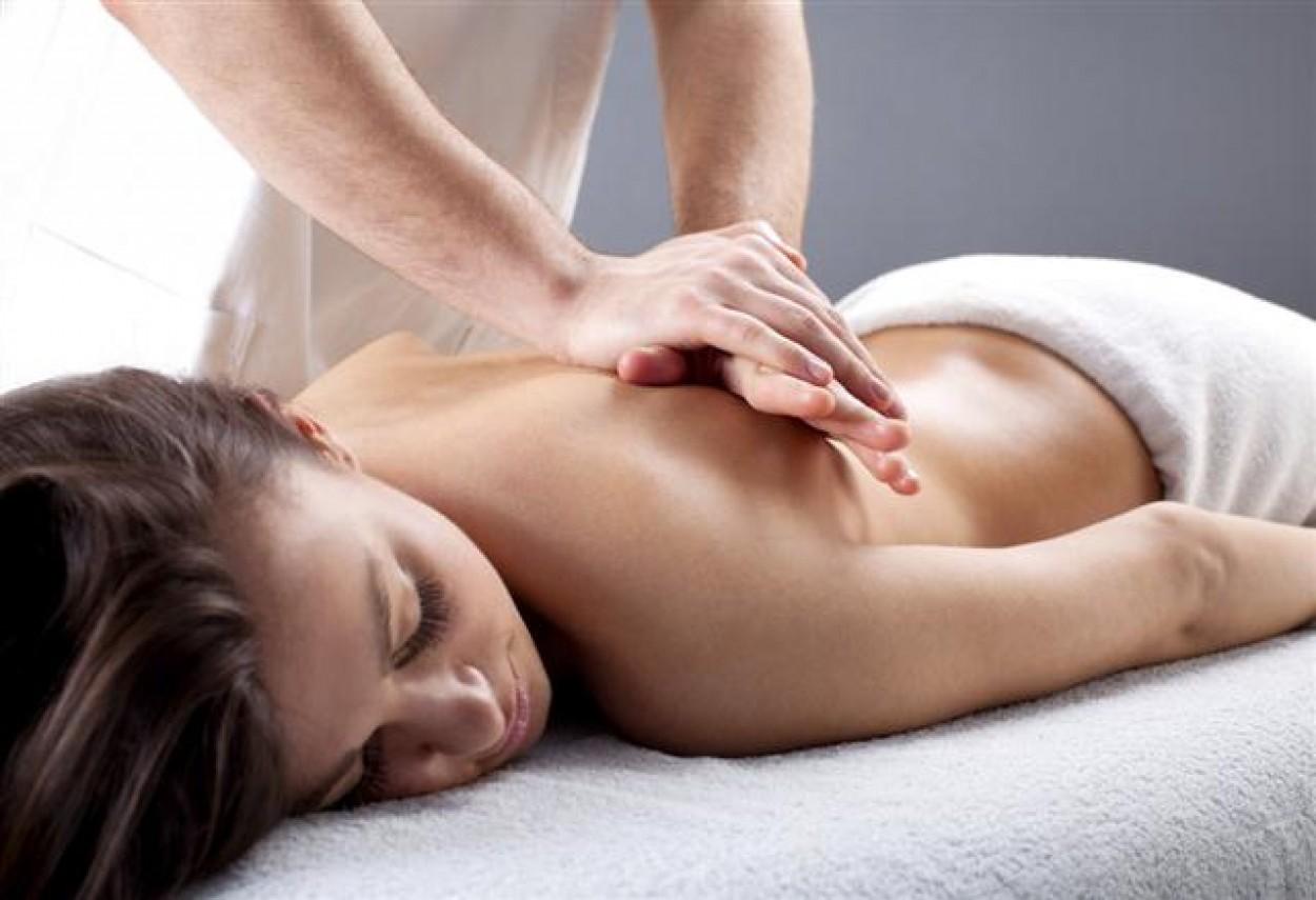 Глубокий спа-массаж Elemis