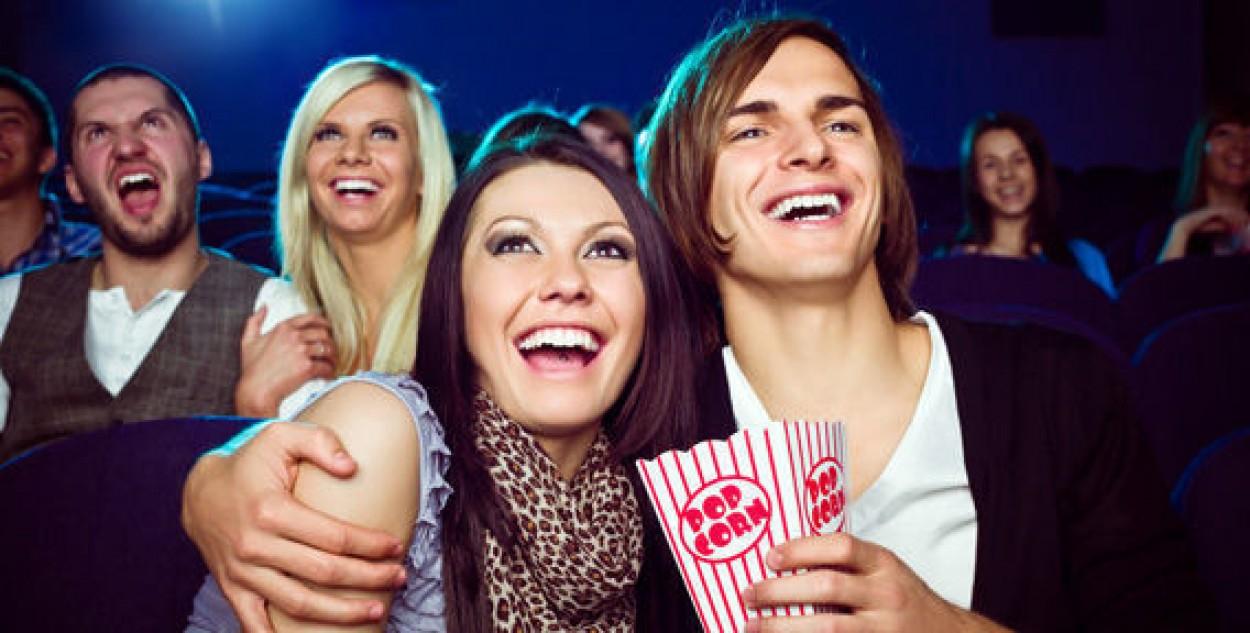 Кинопоказ с друзьями