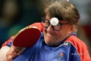 Мастер класс по игре в пинг-понг