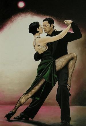 Эксклюзивный мастер-класс по танцам на двоих