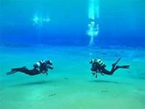 Погружение на глубину