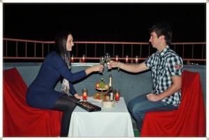Шоколадное свидание